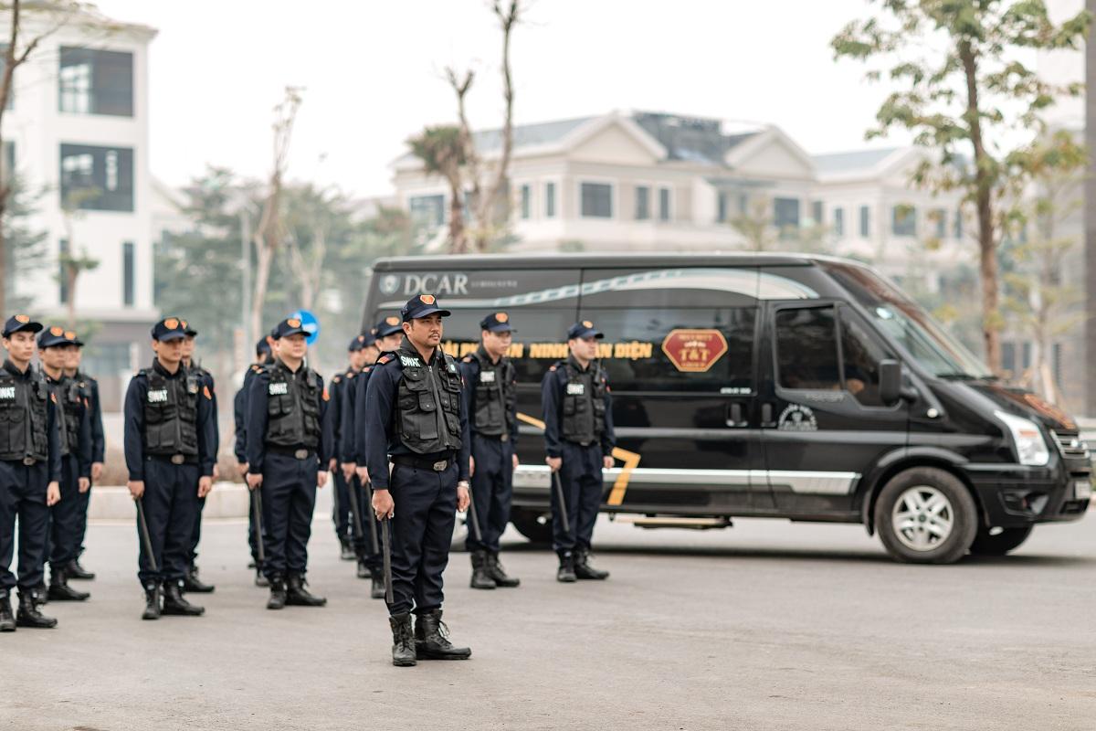 Bảo An T&T triển khai bảo vệ mục tiêu the City Light – Vĩnh Yên, Vĩnh Phúc